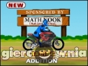 Miniaturka gry: Bike Racing Math Addition