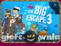 Miniaturka gry: The Big Escape 3 Out at Sea version html5