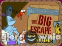Miniaturka gry: The Big Escape Chapter 1 Haunted Hause version html5