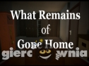 Miniaturka gry: What Remains of Gone Home